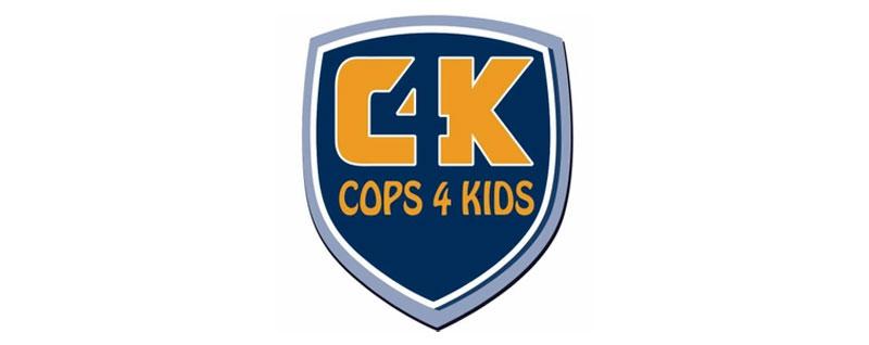 Cops for Kids Logo