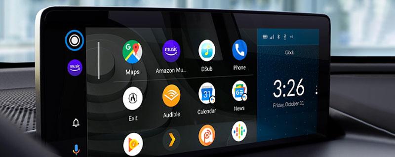 Acura RDX Android Auto Integration