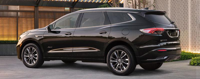 2022 Buick Enclave Exterior