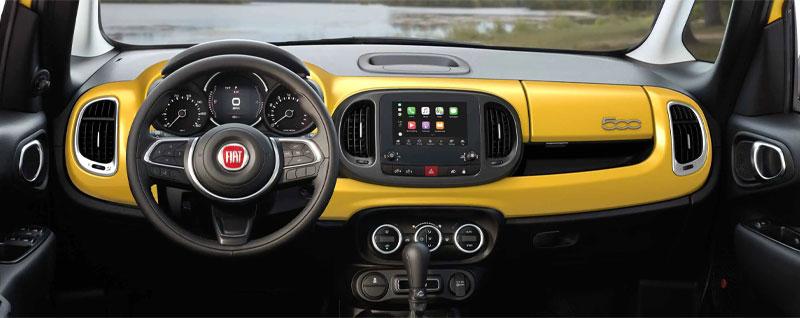 2020 Fiat 500X Uconnect