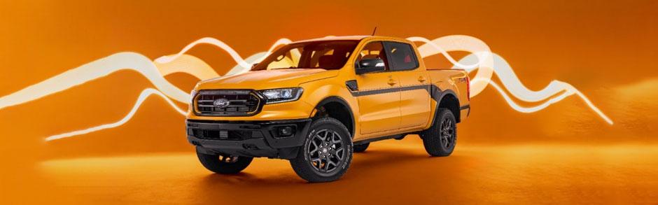 Ford Ranger Splash Package