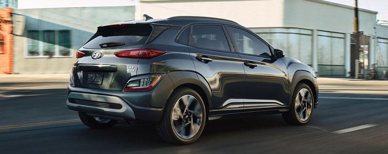 2022 Hyundai Kona Limited Exterior